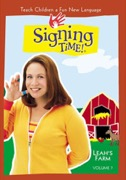 Signing Time! Volume 7 - Leah's Farm